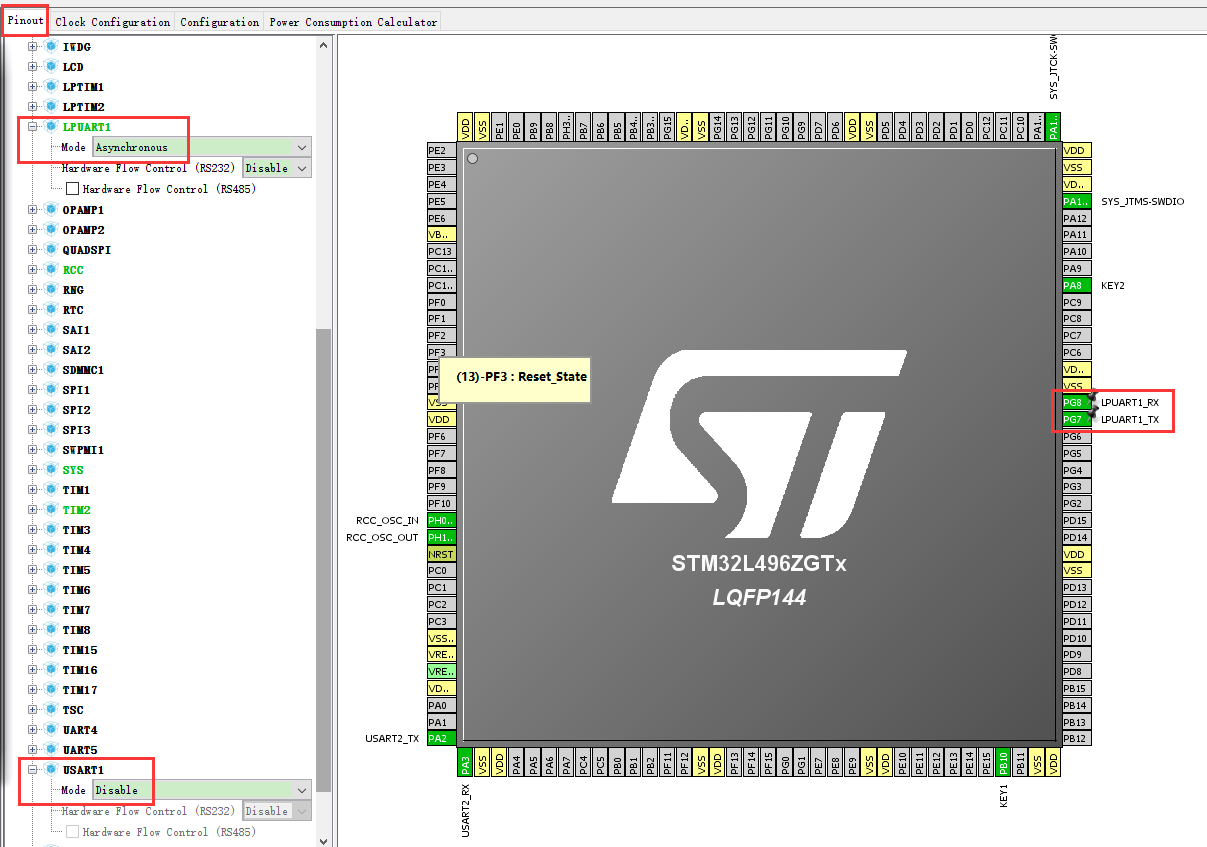 Porting using STM32CubeMX - Gizwits