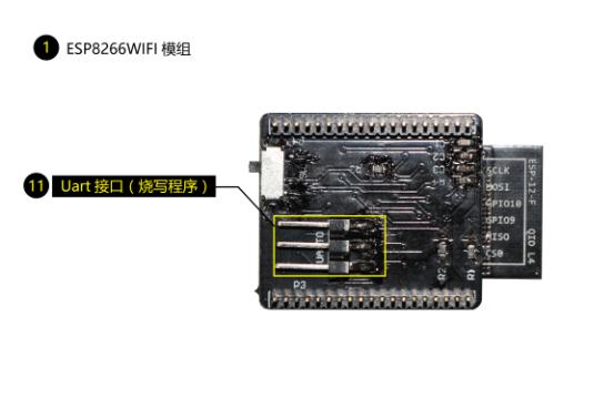 WiFi模组(反面)